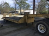 1968 Fontaine Semi Low Bed 25 Ton Trailer