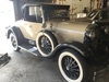 1980 Shay Model A Repro Rumble Seat Cabriolet Roadster