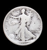 1917 S REVERSE WALKING LIBERTY HALF DOLLAR COIN