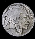 1916 S BUFFALO HEAD NICKEL COIN