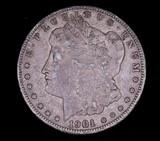 1901 O MORGAN SILVER DOLLAR COIN