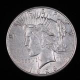 1926 S PEACE SILVER DOLLAR COIN