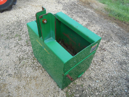 JD Ballast Box