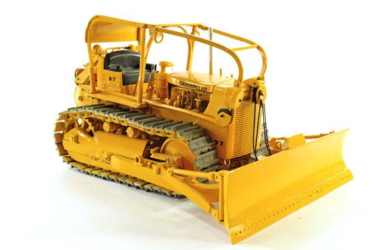 Caterpillar D7-17A Cable Dozer    Auctions Online | Proxibid