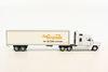 Freightliner 3-Axle White Tractor w/Rio Grande R.R. Box Trailer