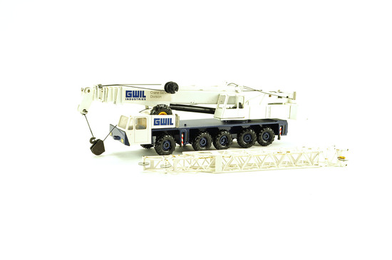 Demag AC160 All Terrain Crane - Gwil