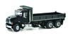 Mack Granite Flatbed Truck - Black