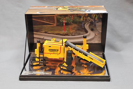 Gomaco Xtreme Commander IIIx Concrete Paver