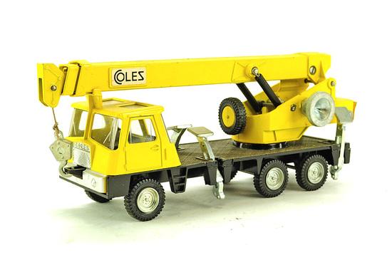 Coles 150T Hydra Mobile Crane