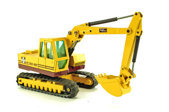 Ruston Bucyrus 155RH Hydraulic Excavator
