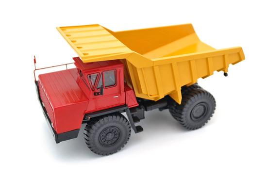 Belaz 540A Heavy Dump Truck