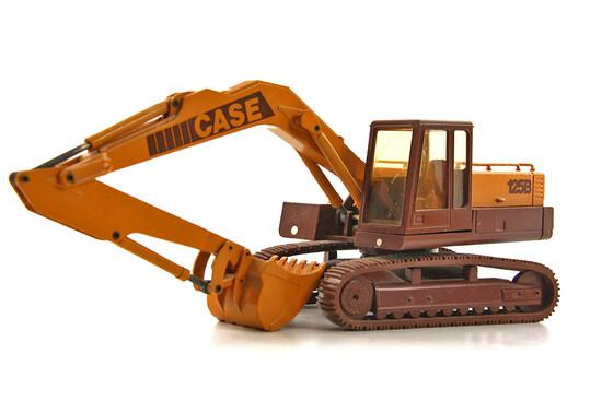 Case 125B Excavator