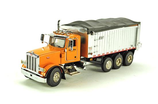 Peterbilt 357 Tractor w/East Dump Body - Kokosing - Sample