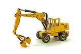 Liebherr 921 Wheeled Excavator w/Clamshell
