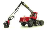 Valmet 941 Forestry Machine