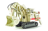 Terex RH340 Front Shovel