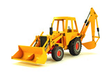 Case 580B Construction King Backhoe Loader