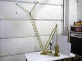 Lampson Transilift Crane - All Brass - Unpainted Sample