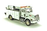 Peterbilt 335 Service Truck - White - Sample