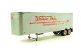 Enclosed Semi Van Trailer - Watson Bros