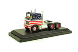 Mack F700 Tractor - Red/White/Blue