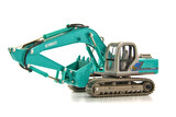 Kobelco 250LC Excavator Green