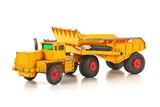 KW-Dart 2-Axle Tractor w/Single Axle Dump Trailer