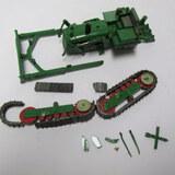 Deutz Bulldozer - Plastic