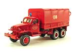 GMC 353 LWB Fire Transport Truck