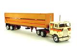 Freightliner COE Tractor w/Van Trailer