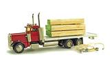 Peterbilt 379 Straight Truck w/Flatbed