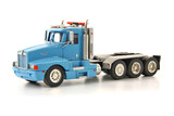 Kenworth 4-Axle Day Cab Tractor - Blue