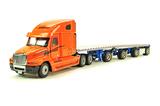 Freightliner Century w/Custom East 4-Axle Flatbed