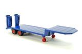 3-Axle Drop Deck Trailer