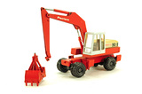 Poclain 90 Tracked Excavator w/Clamshell Bucket