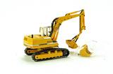 Liebherr 912 Excavator w/Clamshell & Bucket