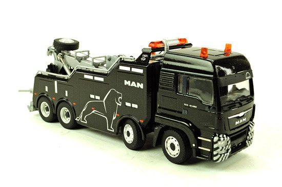 MAN TGS Euro 6 w/Empl Bison Salvage Body
