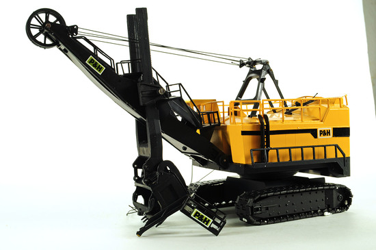 P&H 2800 Mining Shovel