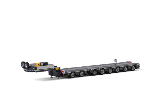 Broshius 2-Axle + 6 Axle with Gooseneck