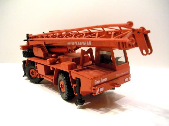 Liebherr 2-Axle Crane - Buchen