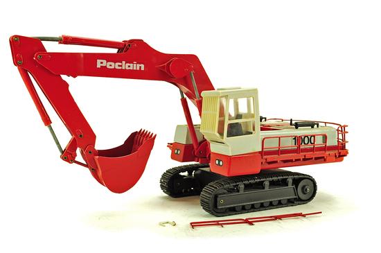 Poclain 1000 Excavator
