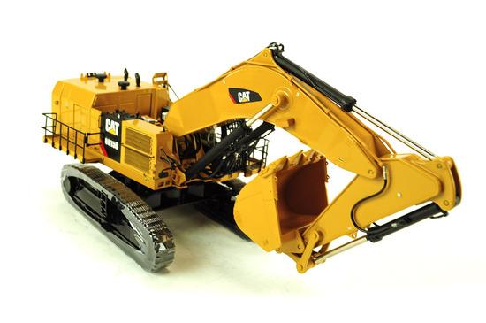 Caterpillar 6015B Hydraulic Excavator