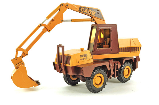 Case 1085B Cruz Air Wheeled Excavator