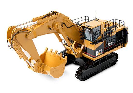 Caterpillar 5230 Mass Excavator - Brass