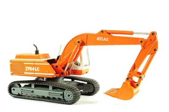 Atlas 1704LC Excavator
