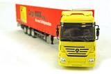 Mercedes Actros w/Van Trailer - Kogel Cargo Maxx
