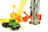 Liebherr 2 Crawler Cranes, Cable Shovel & Truck/Trailer