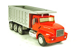 HME Bullet Tri-Axle Dump Truck