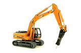 Case CX210 Excavator w/Hammer