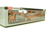 MAN TGX XXL 8x4 w/Euro 4-Axle Doll Trailer - Bautrans